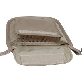 Eagle Creek Undercover Neck Wallet, khaki